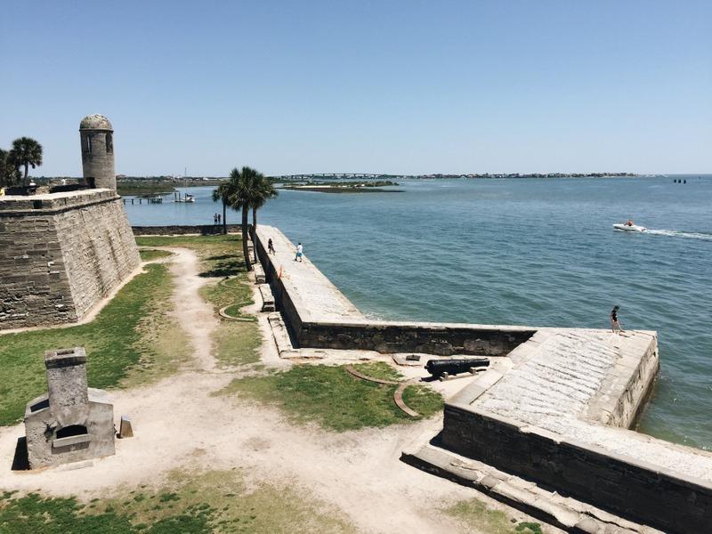 St Augustine Festung Fort Castillo