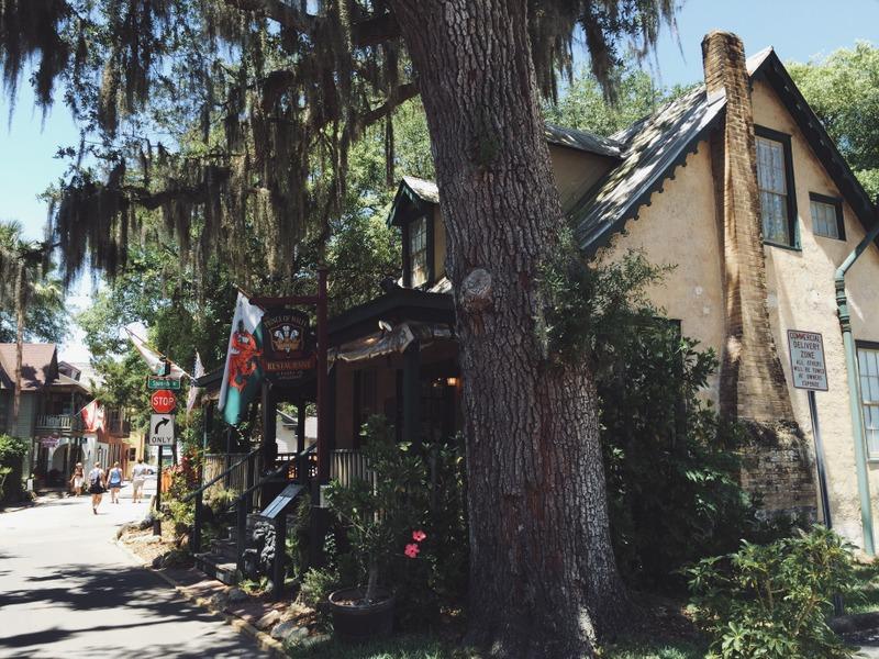 St Augustine Florida Tipps