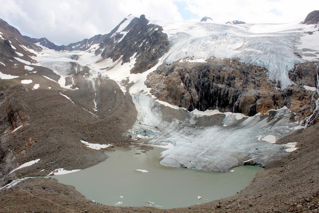 Sulzenauferner Gletscher Stubaital
