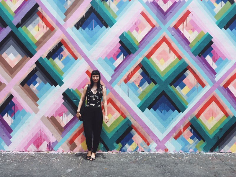 Wynwood Walls Mural Streetart