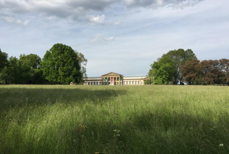 Rosensteinpark Stuttgart Rosensteinmuseum