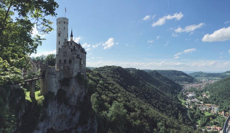 Schloss Lichtenstein Schwäbische Alb Ausflugstipp