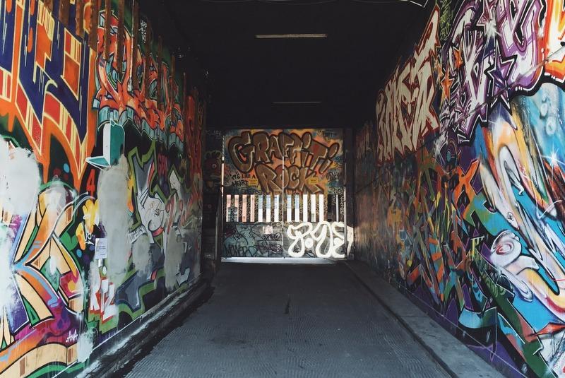 Graffiti Berlin Kreuzberg Streetart Tour
