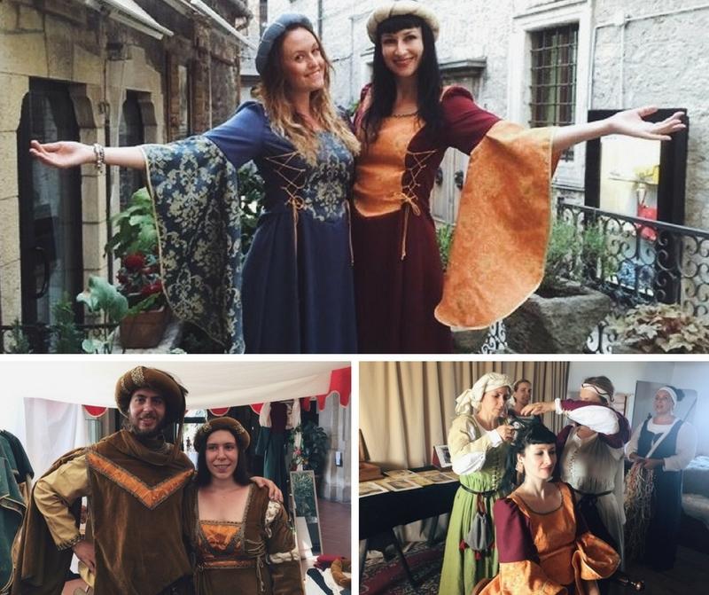 Medieval Days San Marino Mittelalter Kostueme