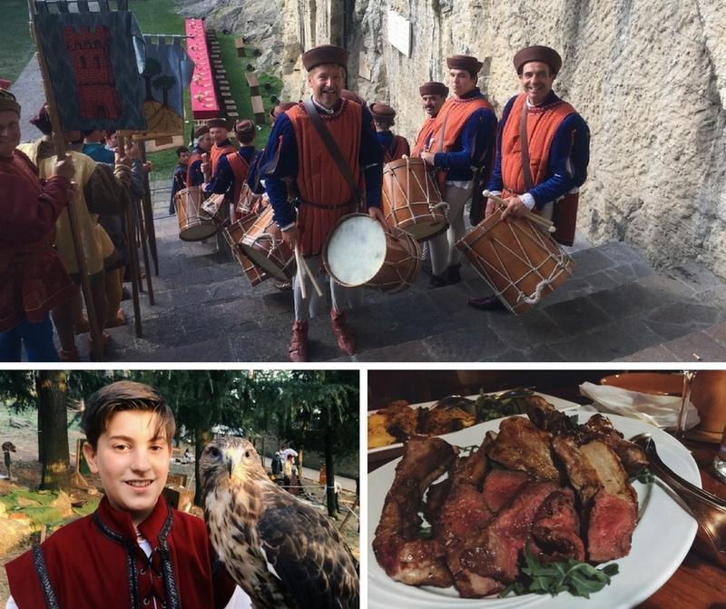 Mittelalterliches Stadtfest San Marino