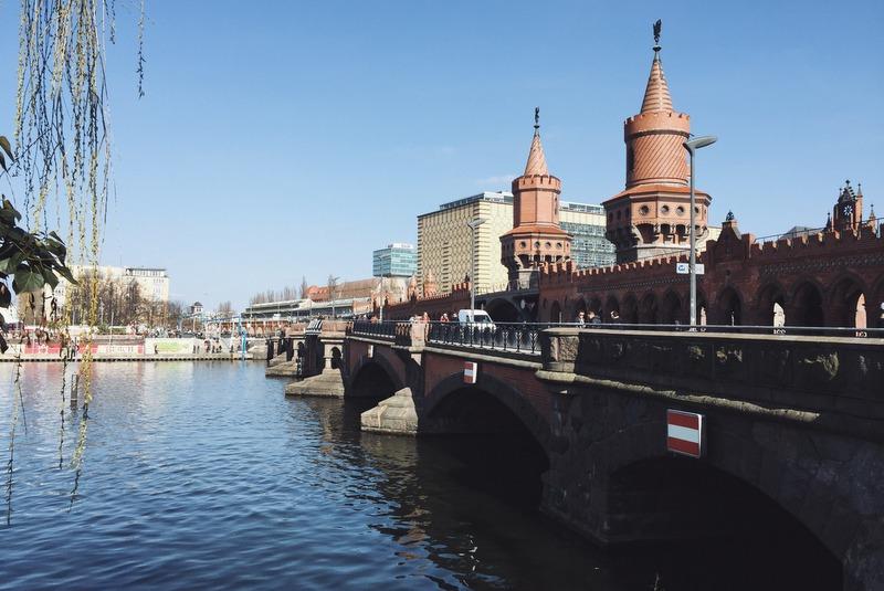 Oberbaumbruecke Berlin