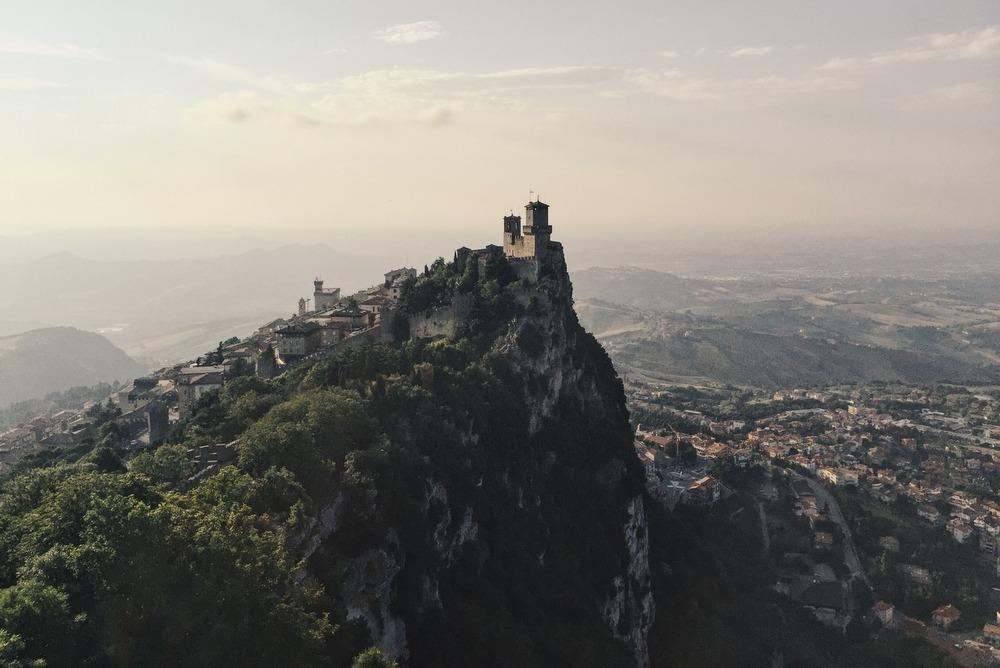 Sommerreisen - San Marino