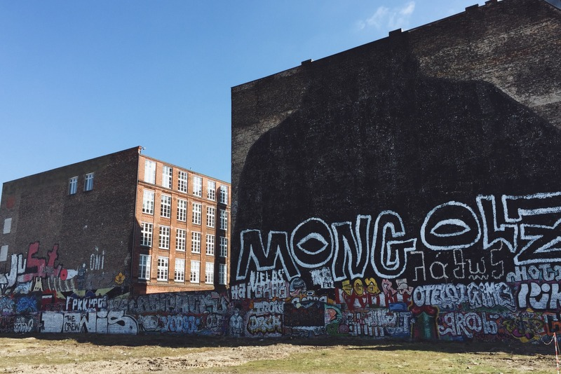Streetart Murals Blu Berlin Kreuzberg Cuvrystrasse