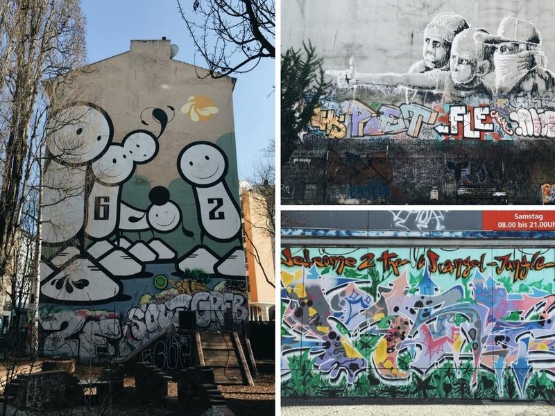 Streetart Murals Wrangelkiez Berlin KreuzbergStreetart Murals Wrangelkiez Berlin Kreuzberg