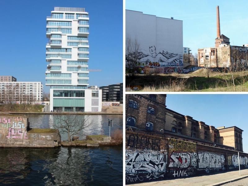 Streetart Tour Berlin Kreuzberg Spreeufer