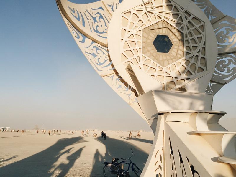 Kunst Playa Burning Man 2016