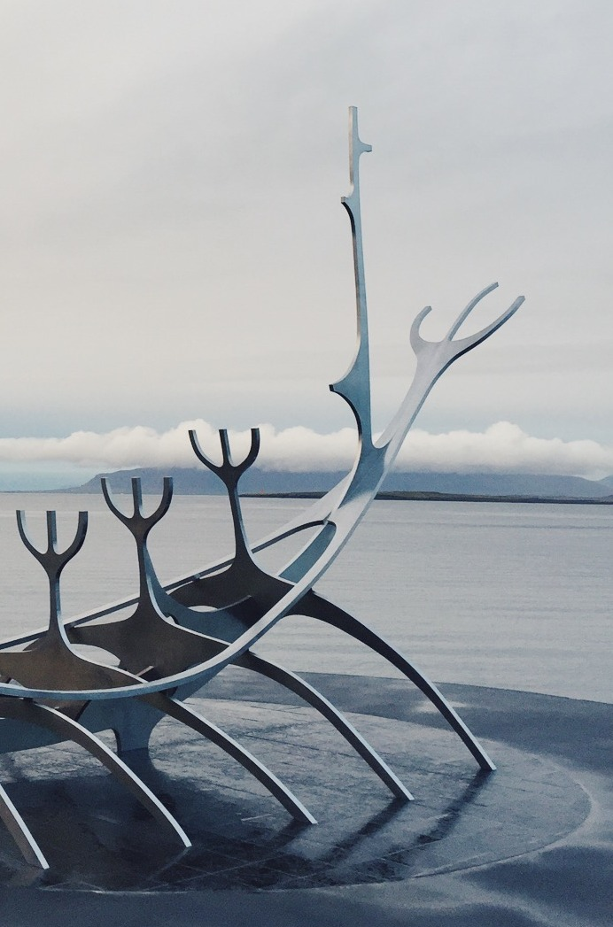 Sun Voyager Reykjavik Wikingerschiff