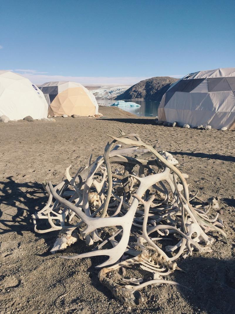 Camping Grönland Tasermiut