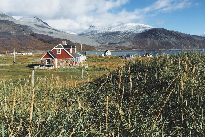 Igaliku Wikingerruinen Groenland Sehenswuerdigkeiten
