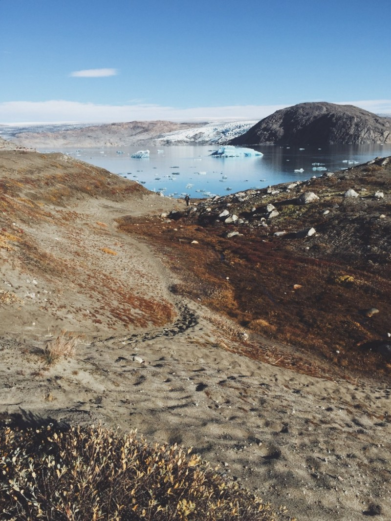 Tasermiut Camp Qalerallit Fjord Südgrönland
