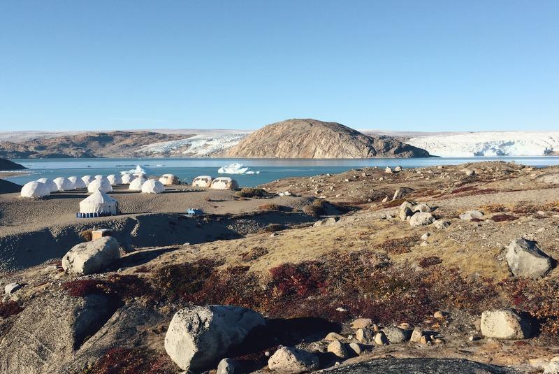 Tasermiut Camping Tour Südgrönland