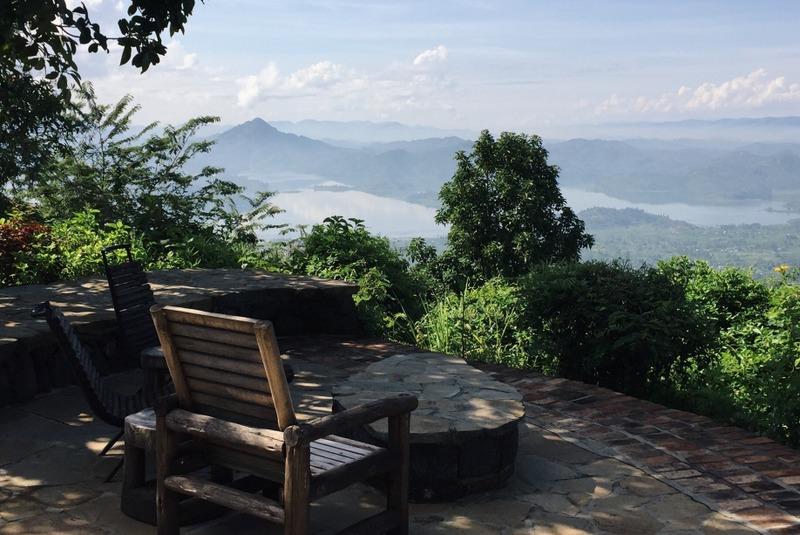 Virunga Lodge Volcanoes Nationalpark Ruanda