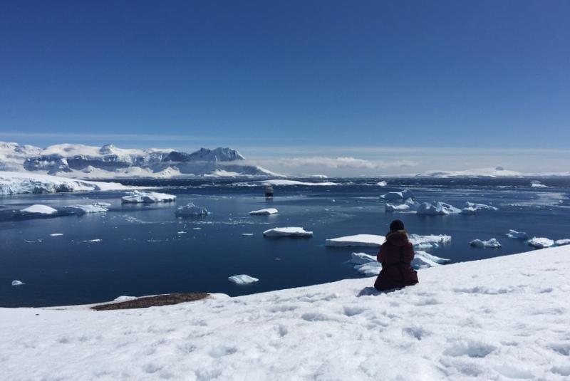 Winterreisen: Antarktis