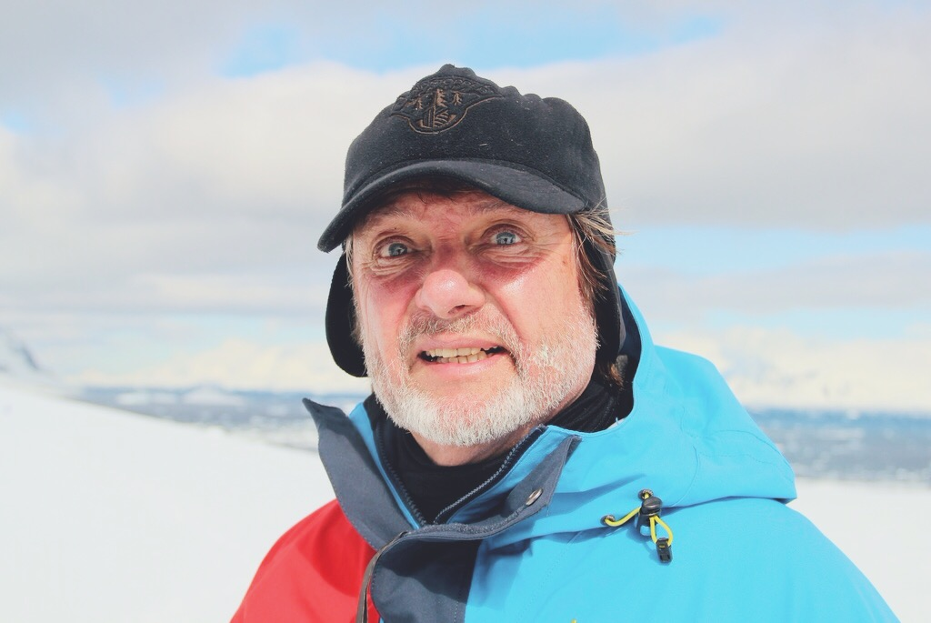 Arved Fuchs Antarktis Hurtigruten
