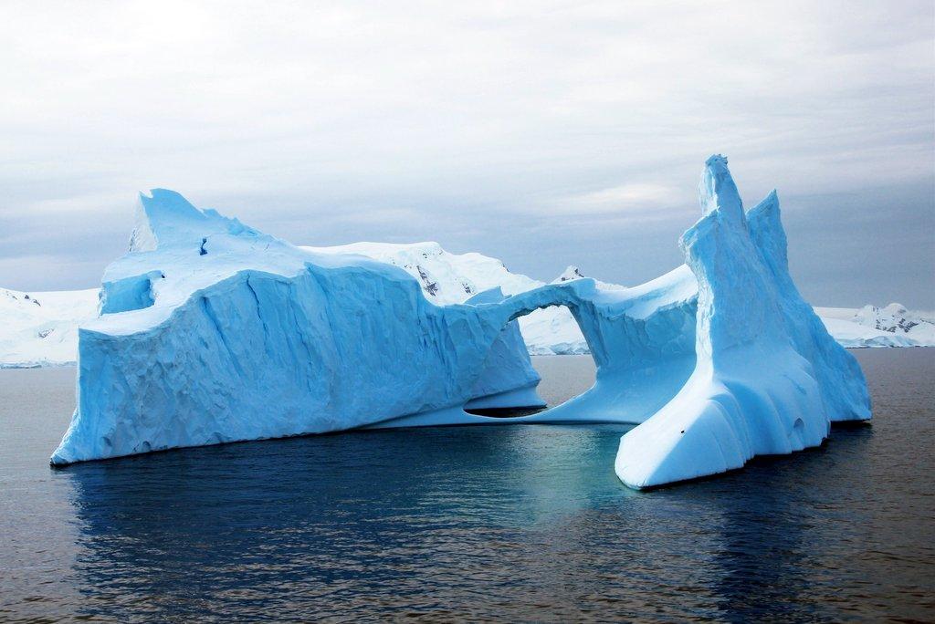 Eisberg Antarktis
