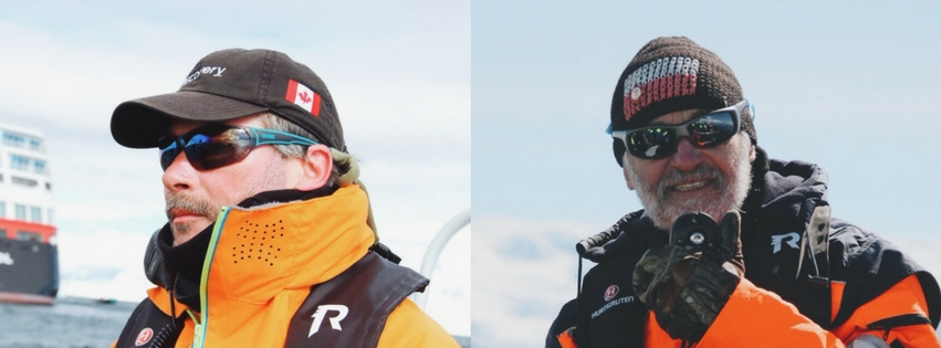Expeditionsteam Hurtigruten Antarktis Tomasz Henryk