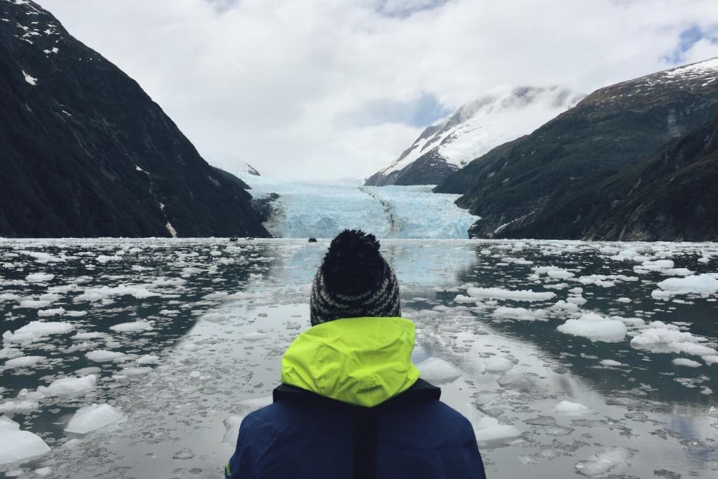 Garibaldi Fjord Gletscher Chile