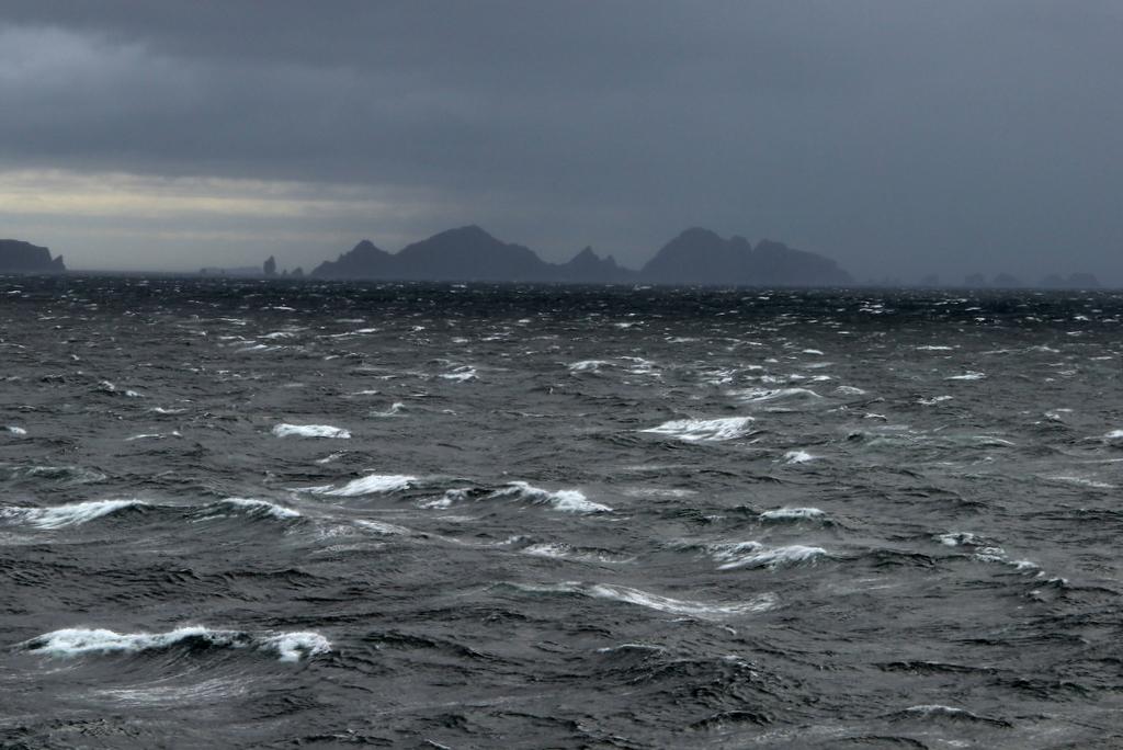Kap Hoorn Felsen Antarktis Kreuzfahrt