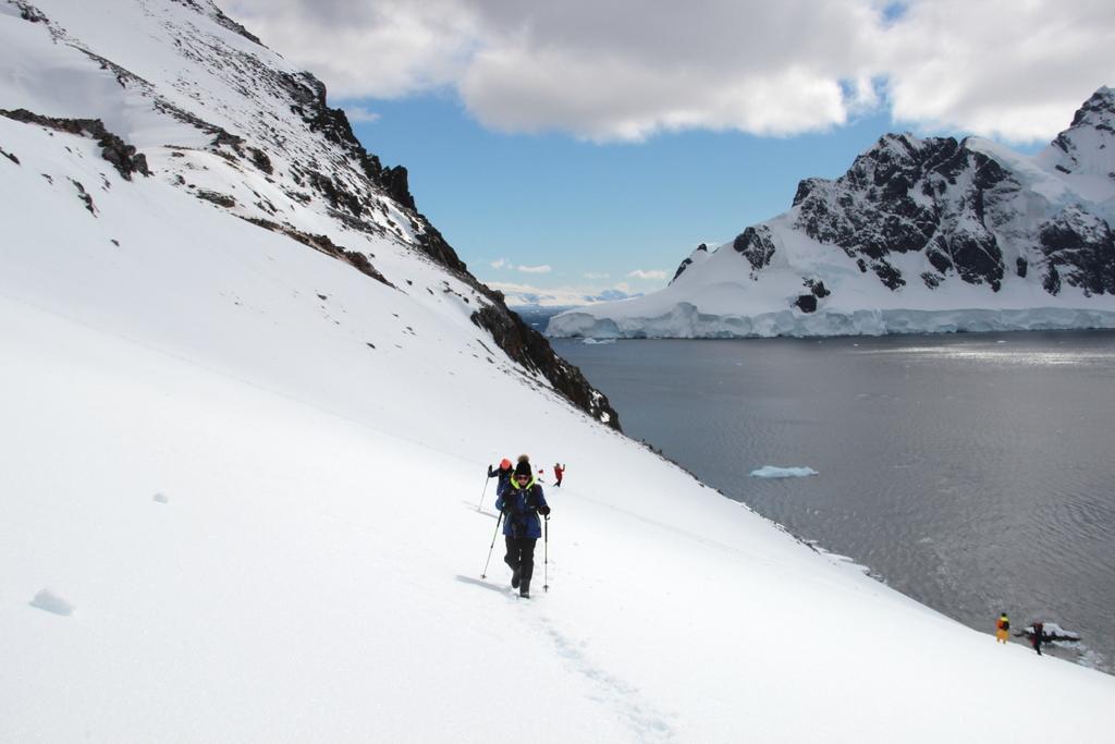 Orne Harbour Antarktis Anlandung