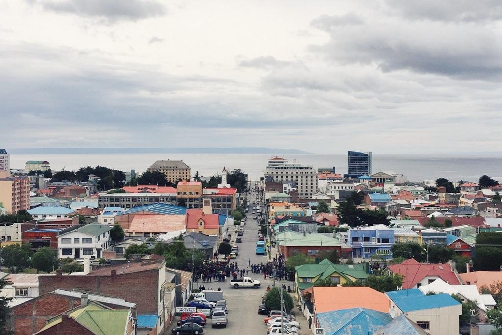 Punta Arenas Chile Patagonien