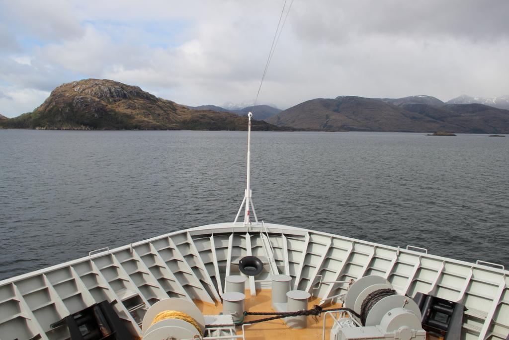 chilenische Fjorde Kreuzfahrt
