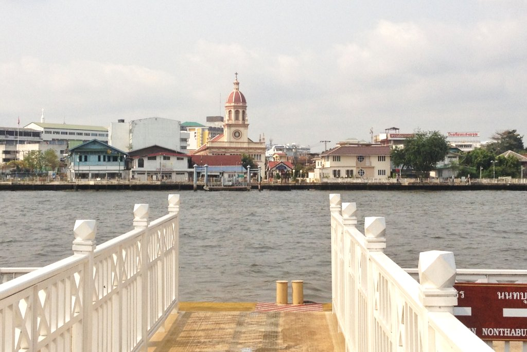 Bangkok Bootstour Thonburi