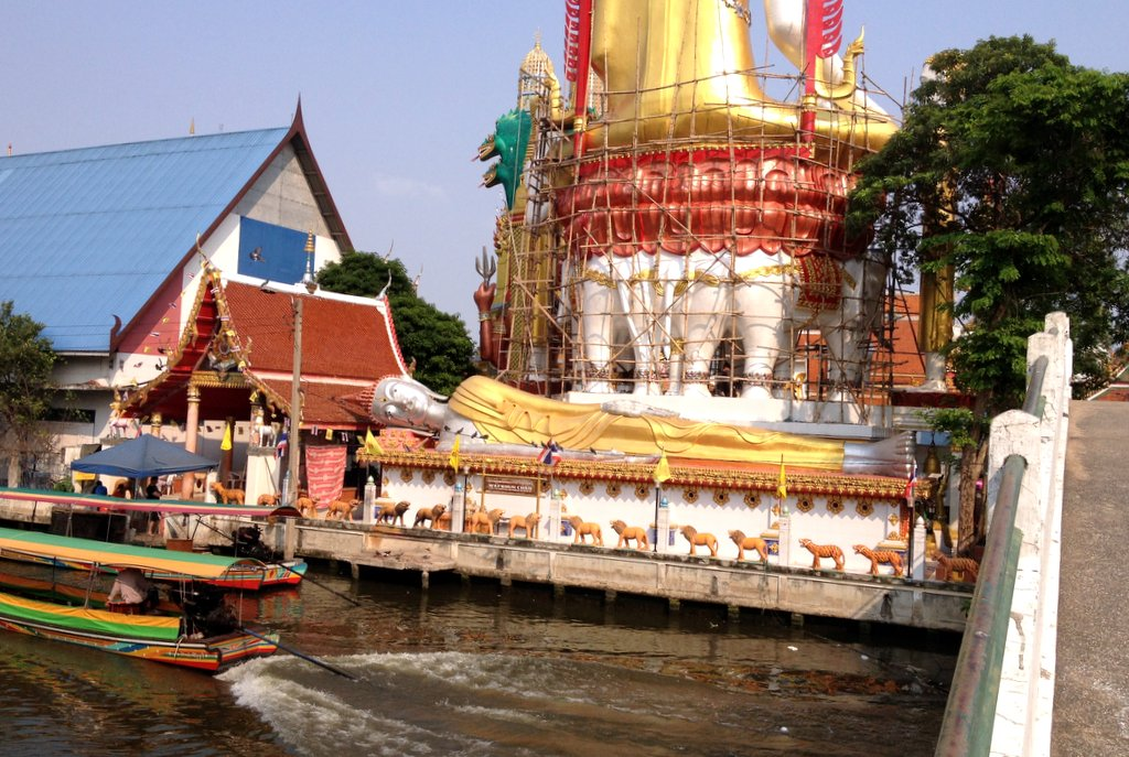 Bootstour Bangkok Thonburi Khlongs