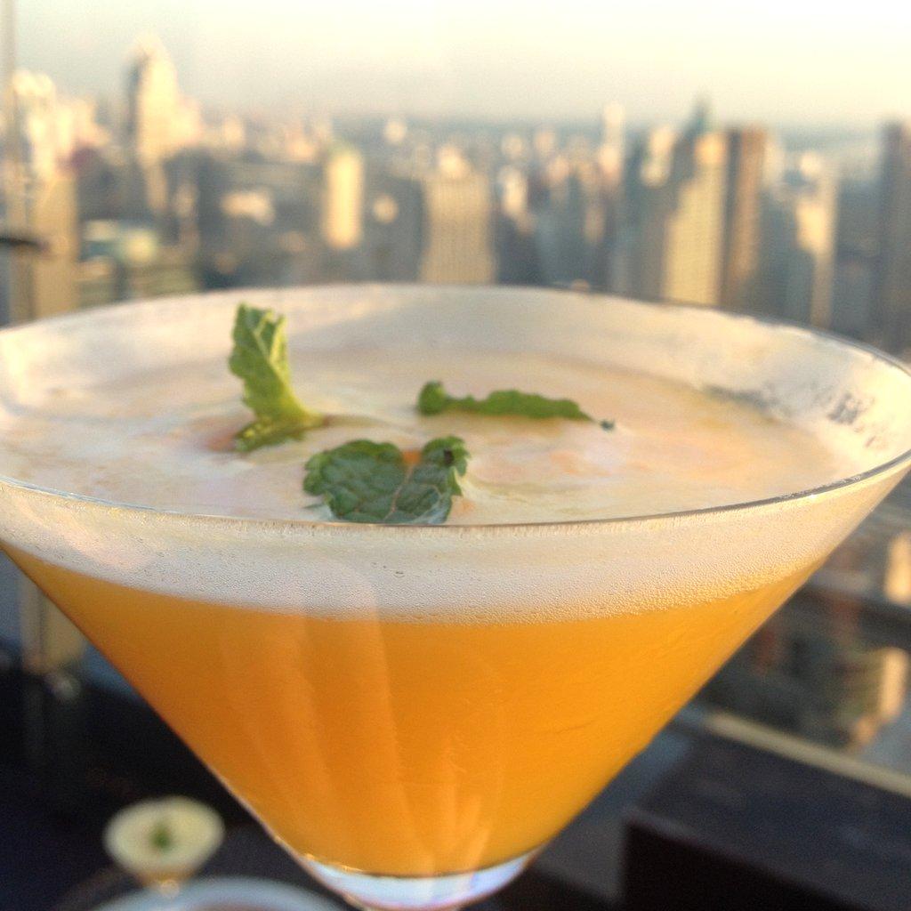 Cocktail Red Sky Bar Bangkok