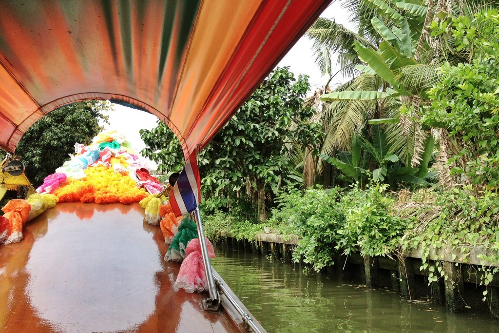 Khlong Tour Kanal Boot Bangkok