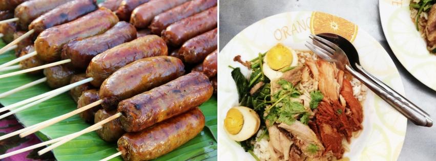 Street Food Bangkok kulinarisch