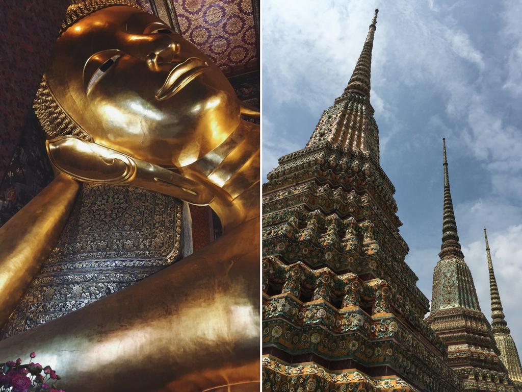 Wat Pho Bangkok Sehenswuerdigkeiten Tipps