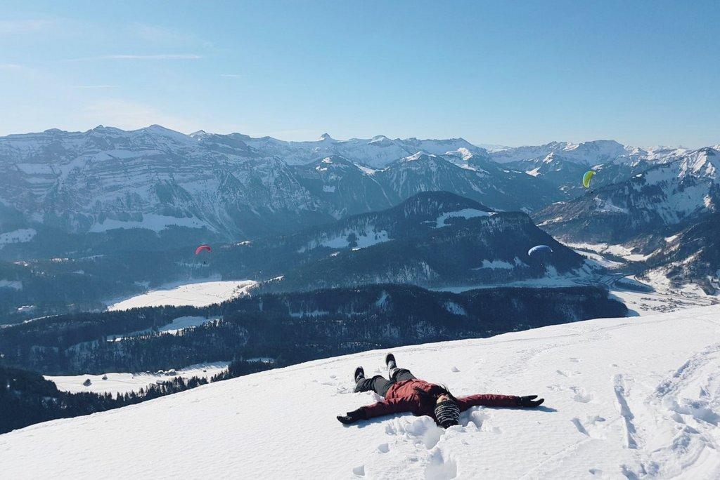 Winterwandern Bregenzerwald Bezau