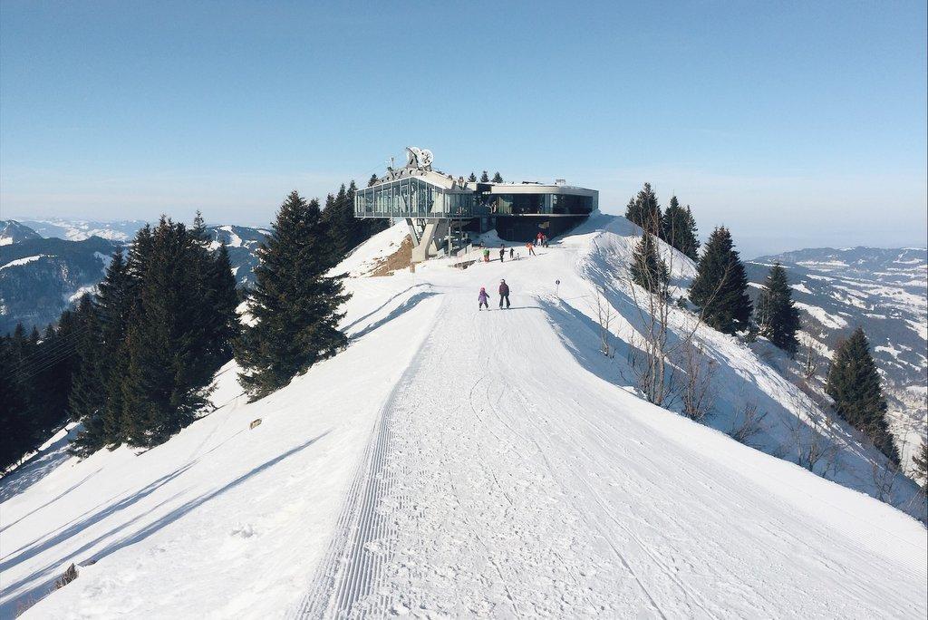 Winterwanderweg Niedere Bezau Bregenzerwald
