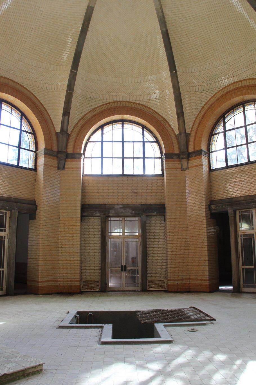 Badehaus Saal Beelitz