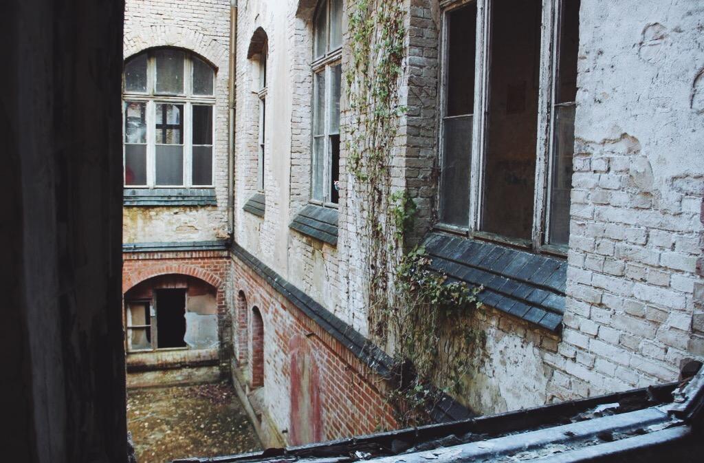 Beelitz Heilstaetten Lost Place Tour