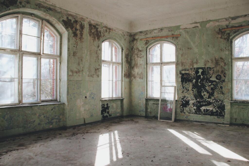 Beelitz-Patientenzimmer-Heilstaetten-Tour