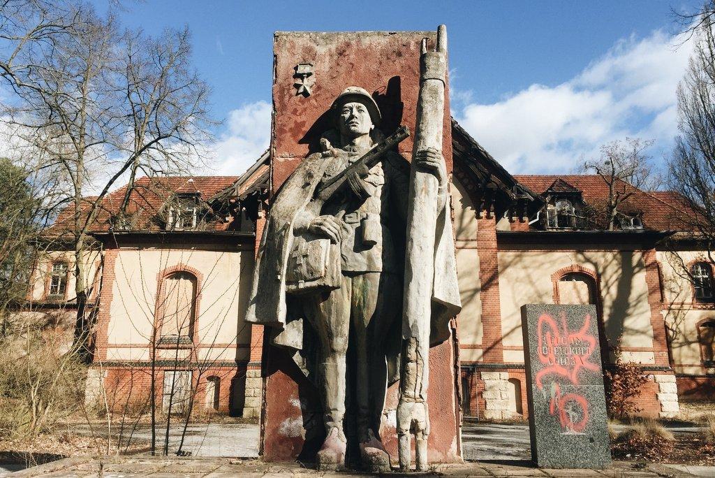 Beelitz Russen Militaerkrankenhaus