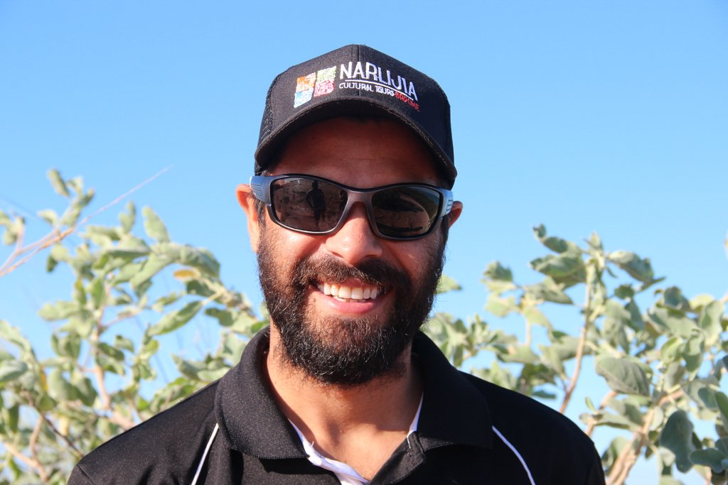 Bart Pigram Narlijia Tours Broome