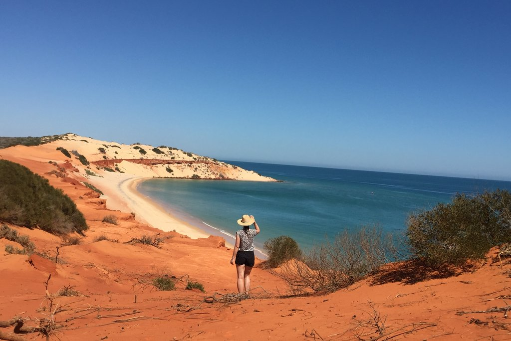 Francois Peron Nationalpark Westaustralien Geheimtipp