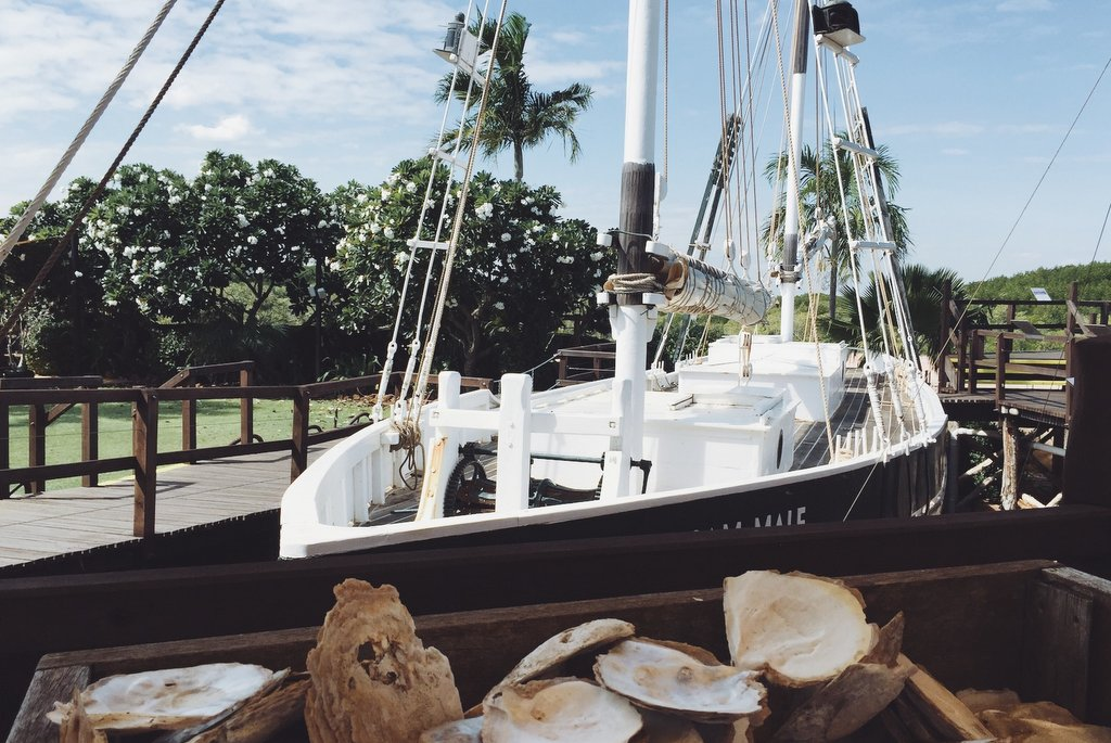 Pearl Lugger Museum Broome