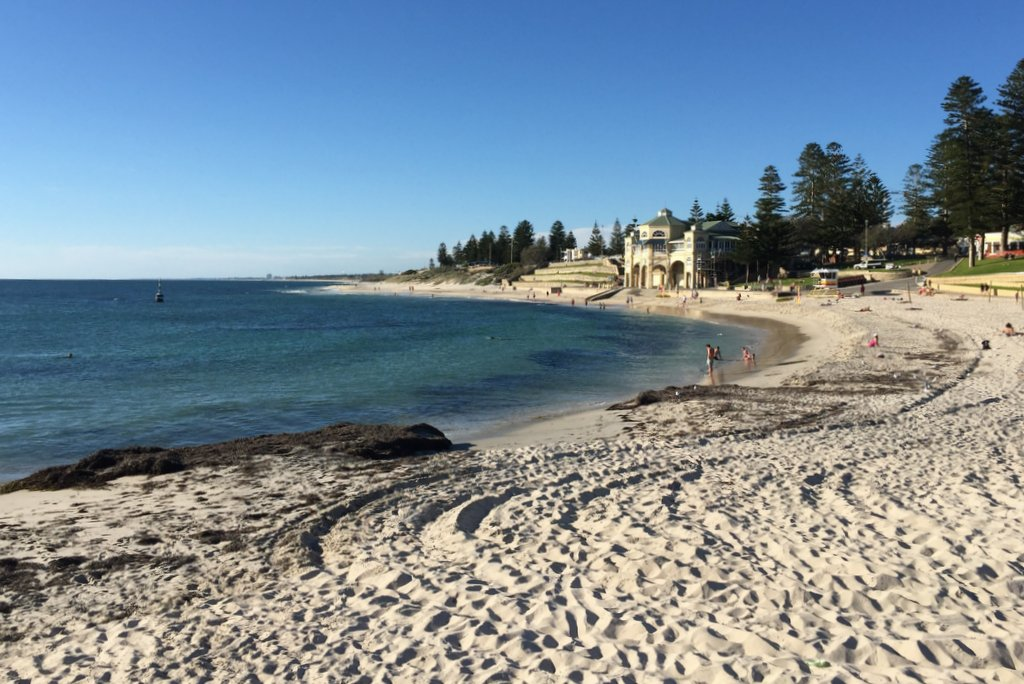Perth Cottesloe Beach