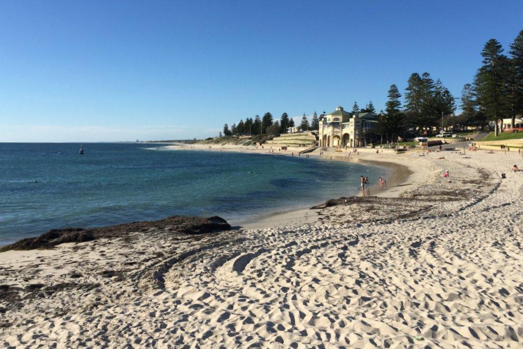 Perth Cottesloe Beach