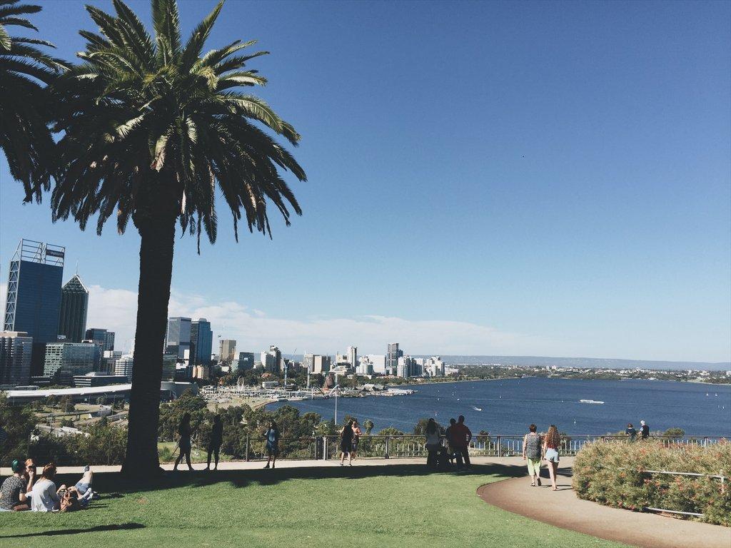 Perth Kings Park Sehenswuerdigkeiten