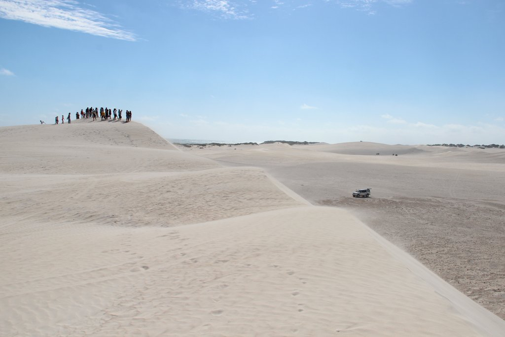 Sandduenen Lancelin Westaustralien