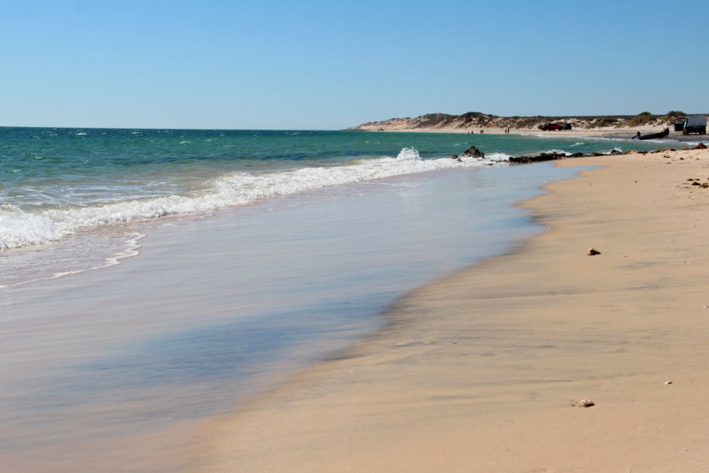 Bottle Bay Gregories Peron NP Westkueste Australien Strand